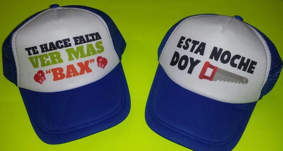 Gorras Neon Sublimadas -   55.00 en Mercado Libre b9ef49cba3a