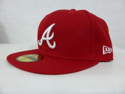 gorras new era rojas