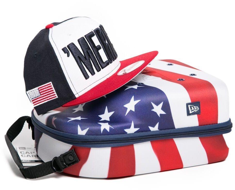 porta gorras marca new era oficial color usa flag · gorras new era. Cargando  zoom. 406df89995a