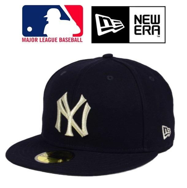 765277c82a6b2 Gorras New Era Mlb New York Yankees Cerradas Nuevas Original - S ...