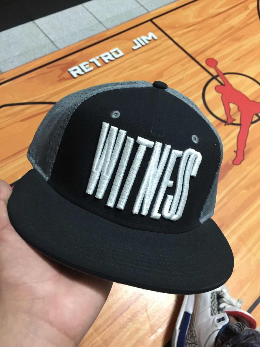 b64cef5ab3 Gorras Nike Lebron - Witness Black gris -   1.499