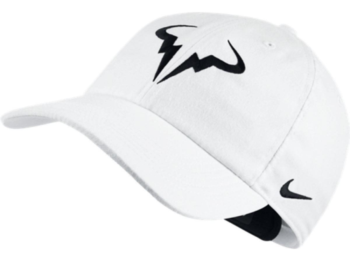 compañerismo aniversario ayudar  Gorras Nike Rafa Nadal Tenis Originales Gorra Cachucha Toro - $ 94.900 en  Mercado Libre