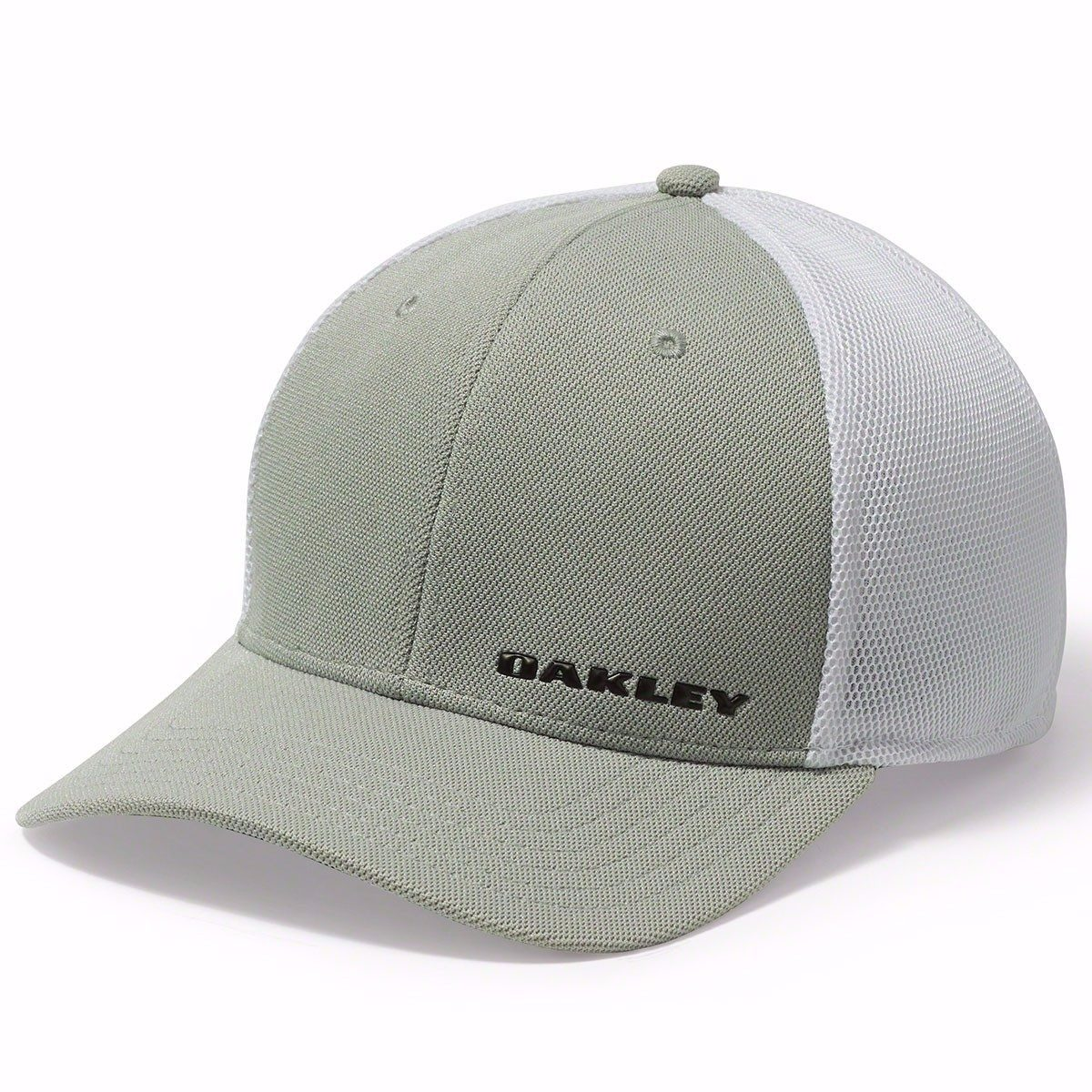 gorras oakley blanca gris talla sm flex elastica originales. Cargando zoom. b05b0a961c5