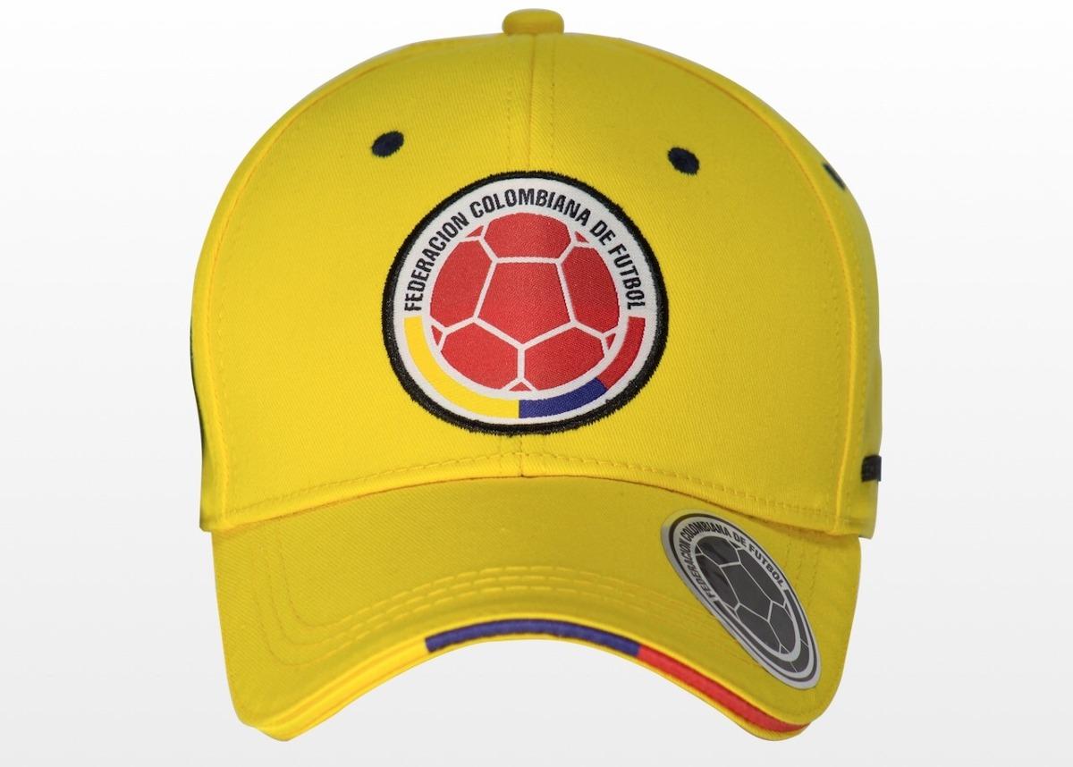 Gorras Oficiales Selección Colombia De Fútbol Amarilla -   39.900 en ... 85dc5d2d9f1