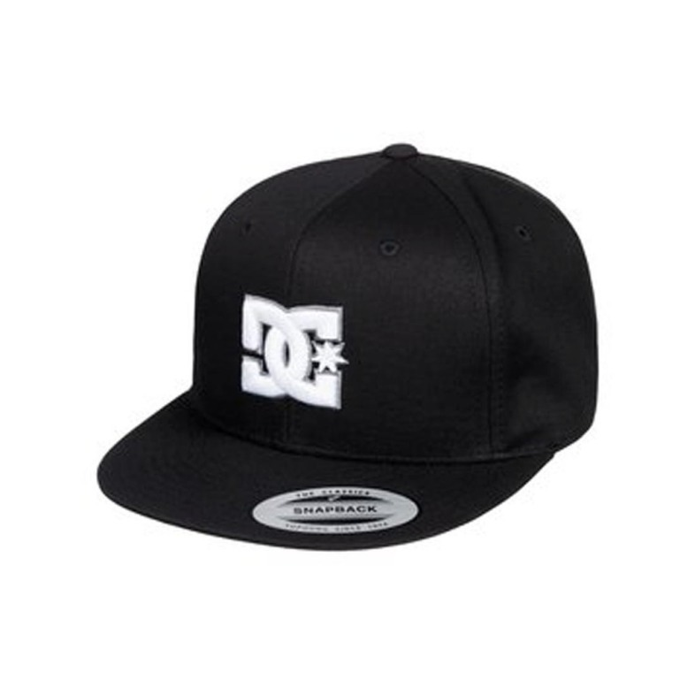 Gorras Originales Dc Caps Snappy Snapback Kvj0 Dc Shoes -   399.20 ... 743c9e3e025