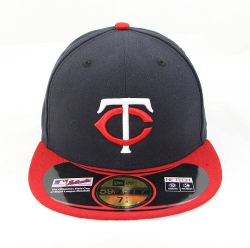 b6bcff5c72435 Gorras Originales New Era Beisbol Minnesota Twins 59fifty -   569.00 ...