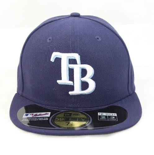 8bf3ea23d9f99 Gorras Originales New Era Beisbol Tampa Bay Rays 59fifty -   569.00 ...