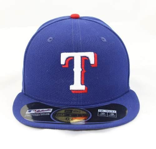 Gorras Originales New Era Beisbol Texas Rangers 59fifty -   569.00 ... eaa94d31a78
