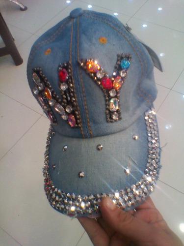 gorras para damas