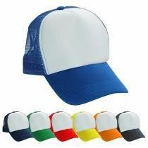 gorras para sublimación
