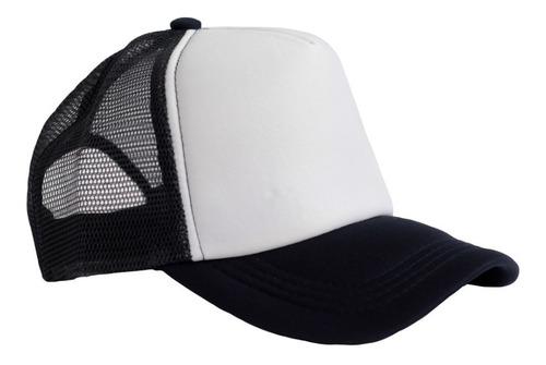 gorras para sublimar, vinil y serigrafia tipo trucker