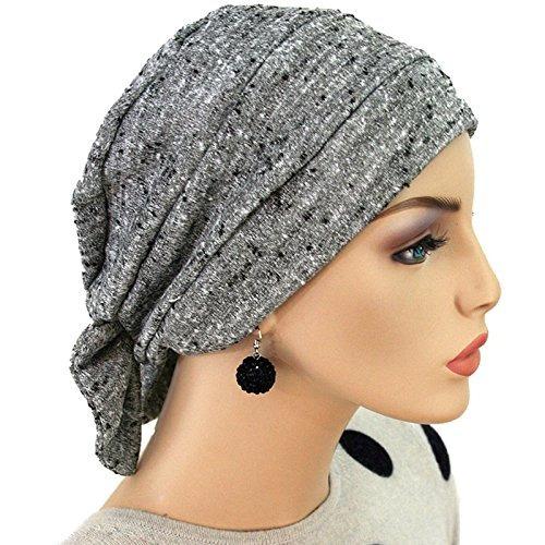 gorras para ti gorro de quimio para mujer con lazo desmontab