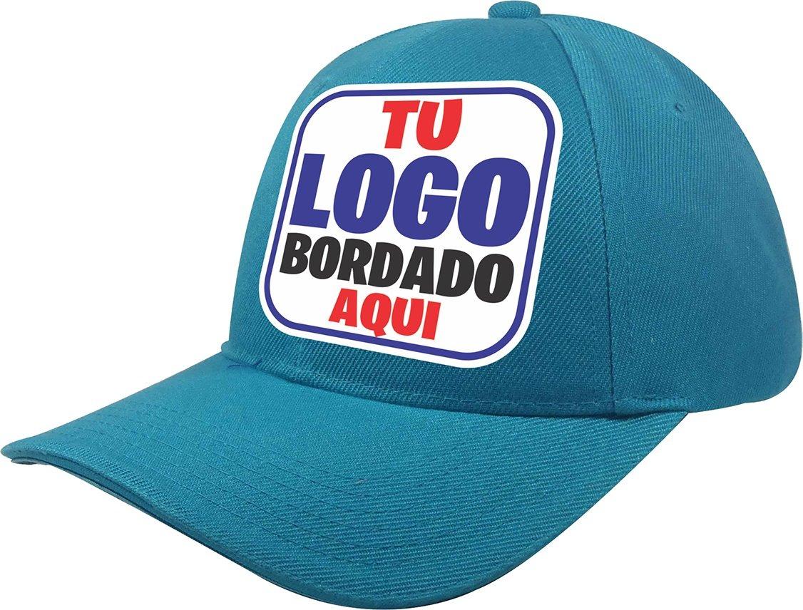 237895b1b89fc Gorras Personalizadas Bordadas -   45.00 en Mercado Libre
