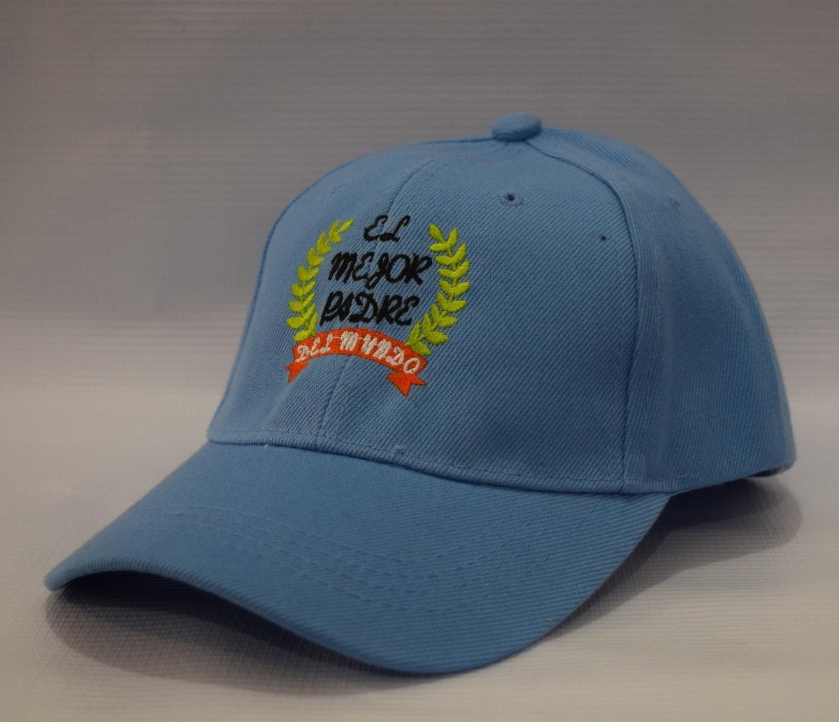 Gorras Personalizadas Bordadas Dia Del Padre O Papa -   45.00 en ... 7d2c780557d