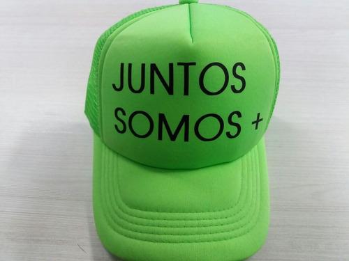 gorras personalizadas estampadas bogotá