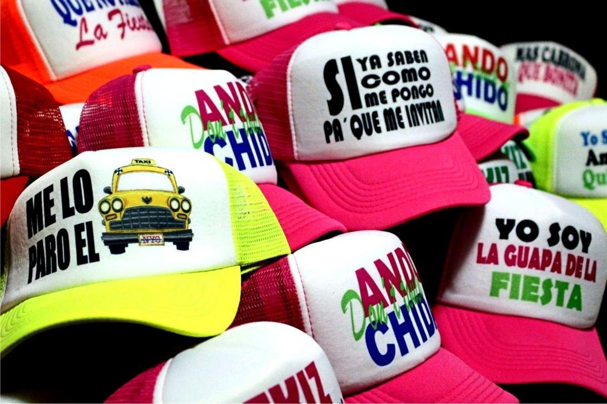 gorras personalizadas estampadas sublimadas trailero trucker. Cargando zoom. 2ff636df21e