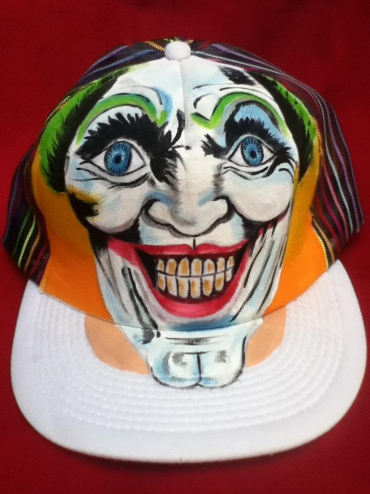 gorras pintadas a mano. Cargando zoom. 44eab716f89