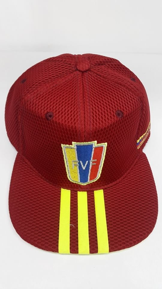 00090bb4e2752 gorras plana venezuela 8 estrella y vtinto cerrada ajustab D NQ NP 637421  MLV20778198183 062016 F
