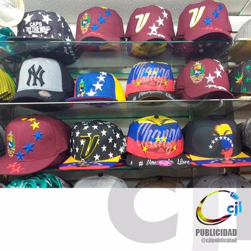 gorras planas de venezuela, tricolor vinotinto anonymous