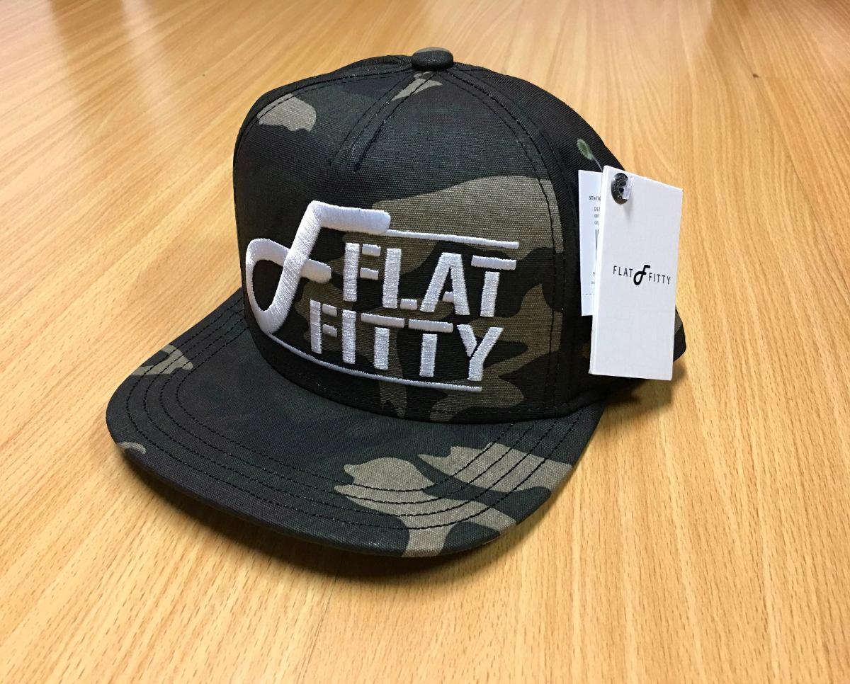 2757594db2937 Gorras Planas Flat Fitty (wiz Khalifa) -   50.000 en Mercado Libre