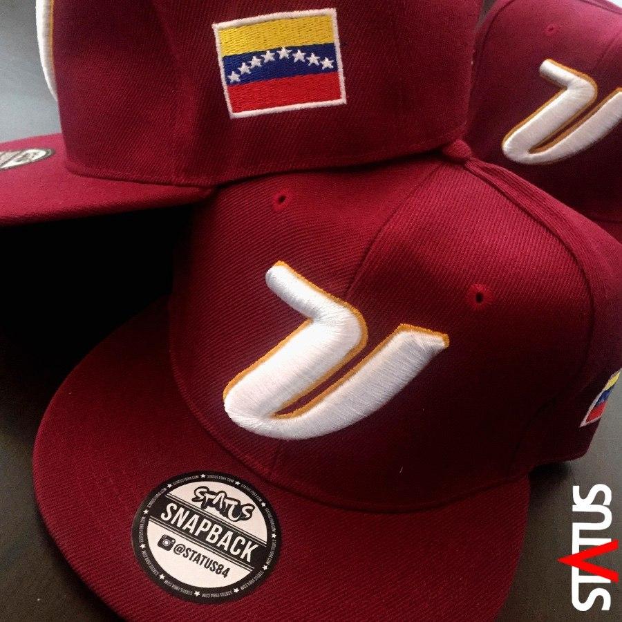 gorras planas venezuela béisbol vinotinto. Cargando zoom. bb821e2ce59