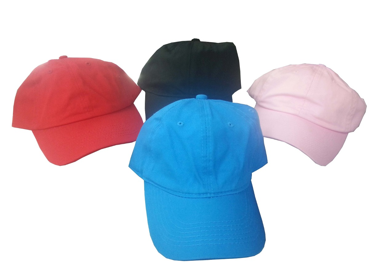 gorras pre lavadas tipo polo unicolores para bordar. Cargando zoom. 0c27a53e089