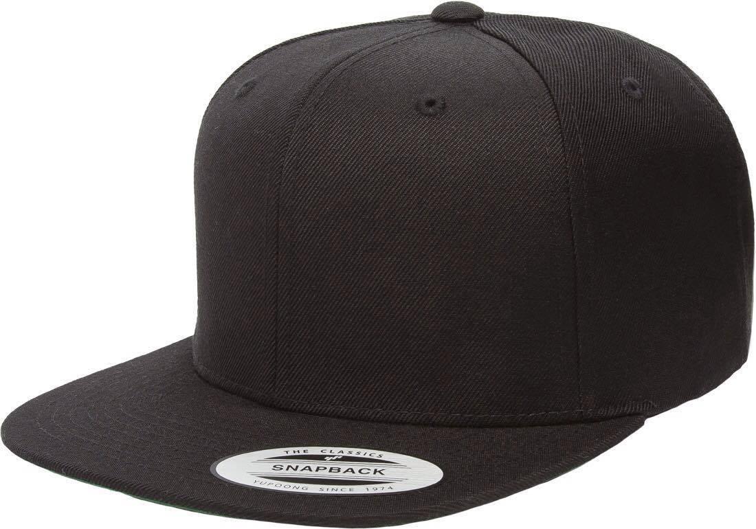 gorras snapback cap cerradas lisas negras ultimas talle 58cm. Cargando zoom. d8fd20de0c3