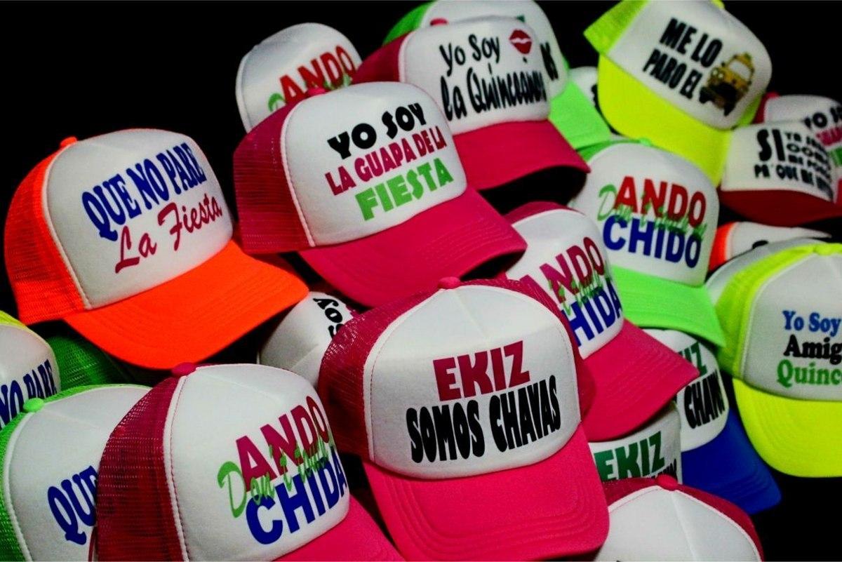 Gorras Sublimadas Personalizadas -   39.00 en Mercado Libre 53e73393a05