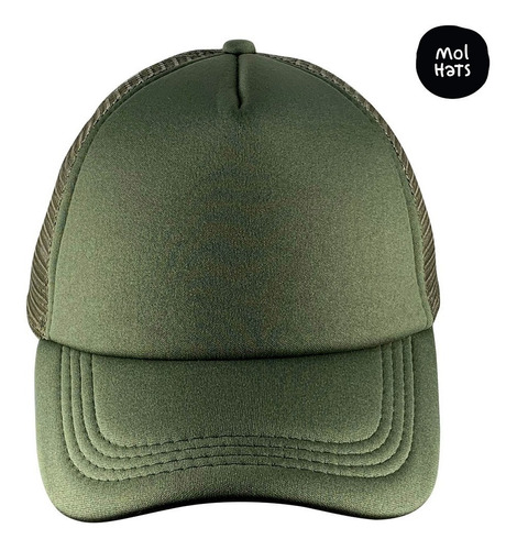 gorras trucker 1 o 2 colores calidad premium