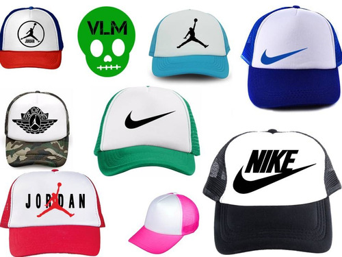 gorras trucker de red futbol rock  diseños personalizados