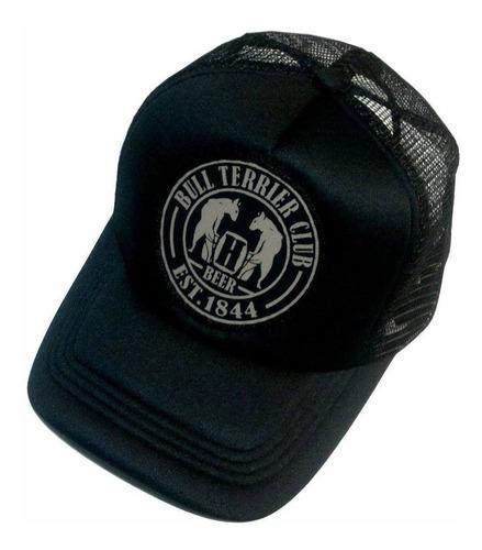 gorras trucker hf ® bull terrier - pack x 12 - envió gratis