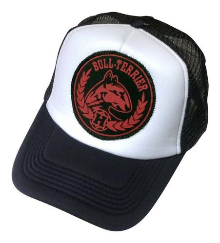 gorras trucker hf ® bull terrier - pack x 6 - envío gratis!