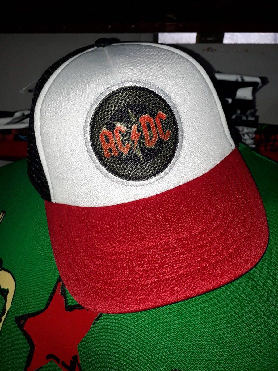 Gorras Trucker Logos Bandas Parches Bordados Promociones Ok -   199 ... f572230add4