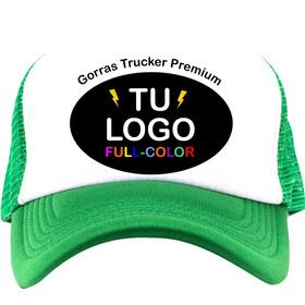 Gorras Trucker Personalizadas 20 Sublimadas