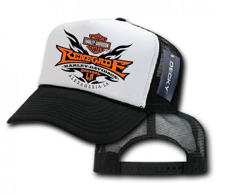 gorras trucker  personalizadas premium
