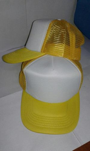 gorras trucker personalizadas publicidad evento