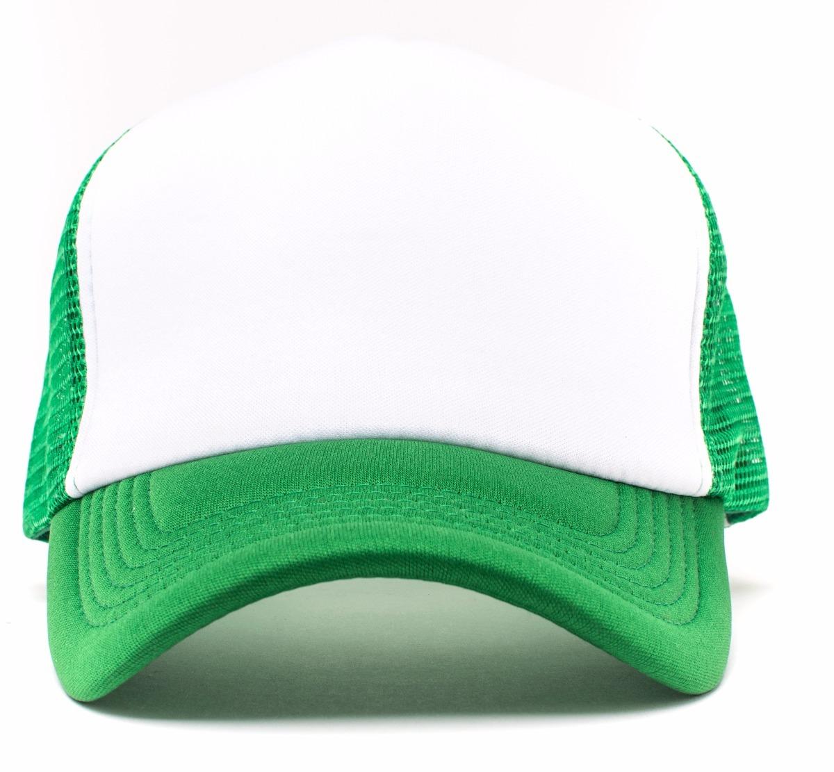 gorras trucker verde camionera lisa premium por mayor x 12 u. Cargando zoom. c70ad0a0418
