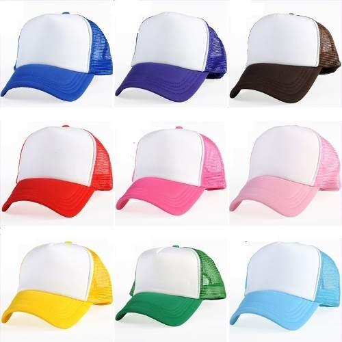 Gorras Unicolor Para Publicidad Bordado Y Estampado -   3.500 en ... 49f3484fb9c