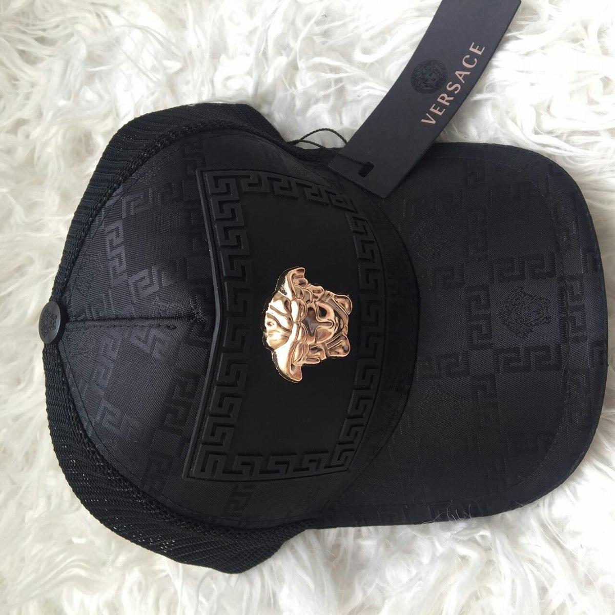 fd4a21da792ab Gorras Versace -   100.000 en Mercado Libre