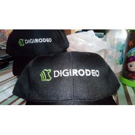 Gorras X 10  Bordado Logo Texto