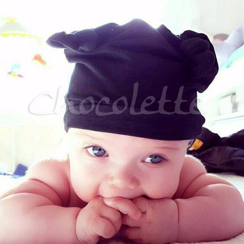 gorritos algodon bufon bebes gorrito gorros chocolette