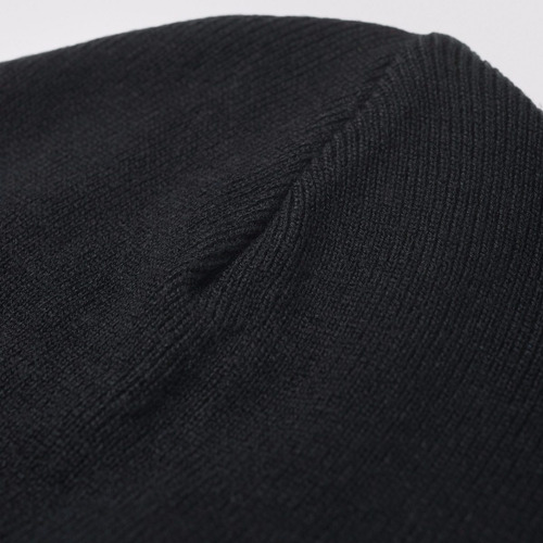 gorro adidas badge of sport black/black/black (ay4910)