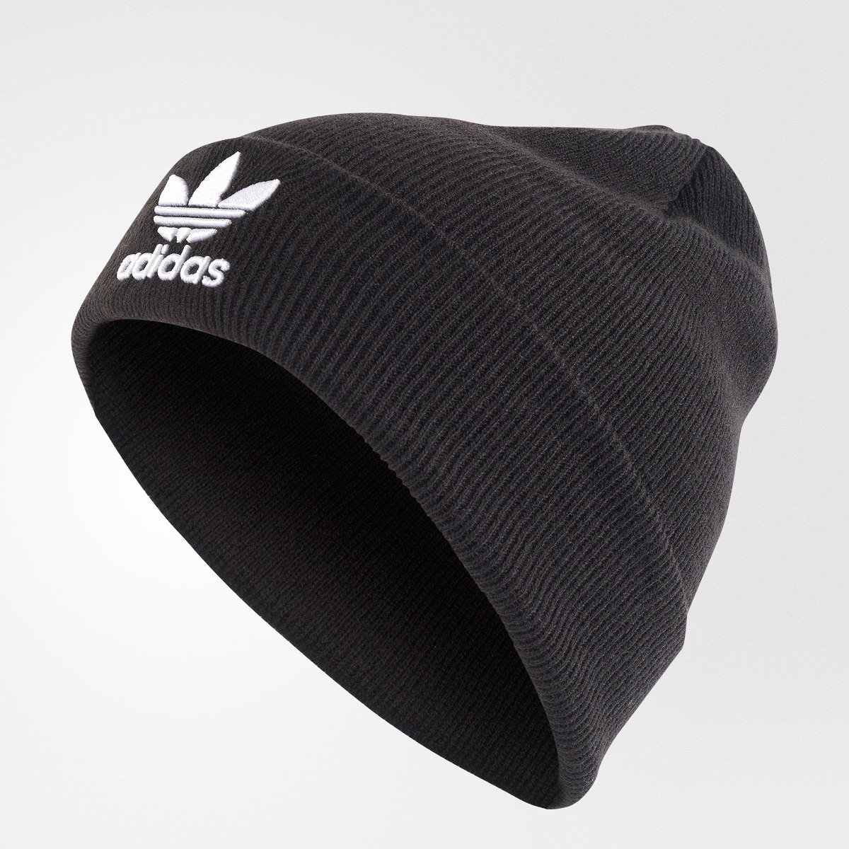 gorro adidas trefoil beanie - black. Carregando zoom. 901151e71c9