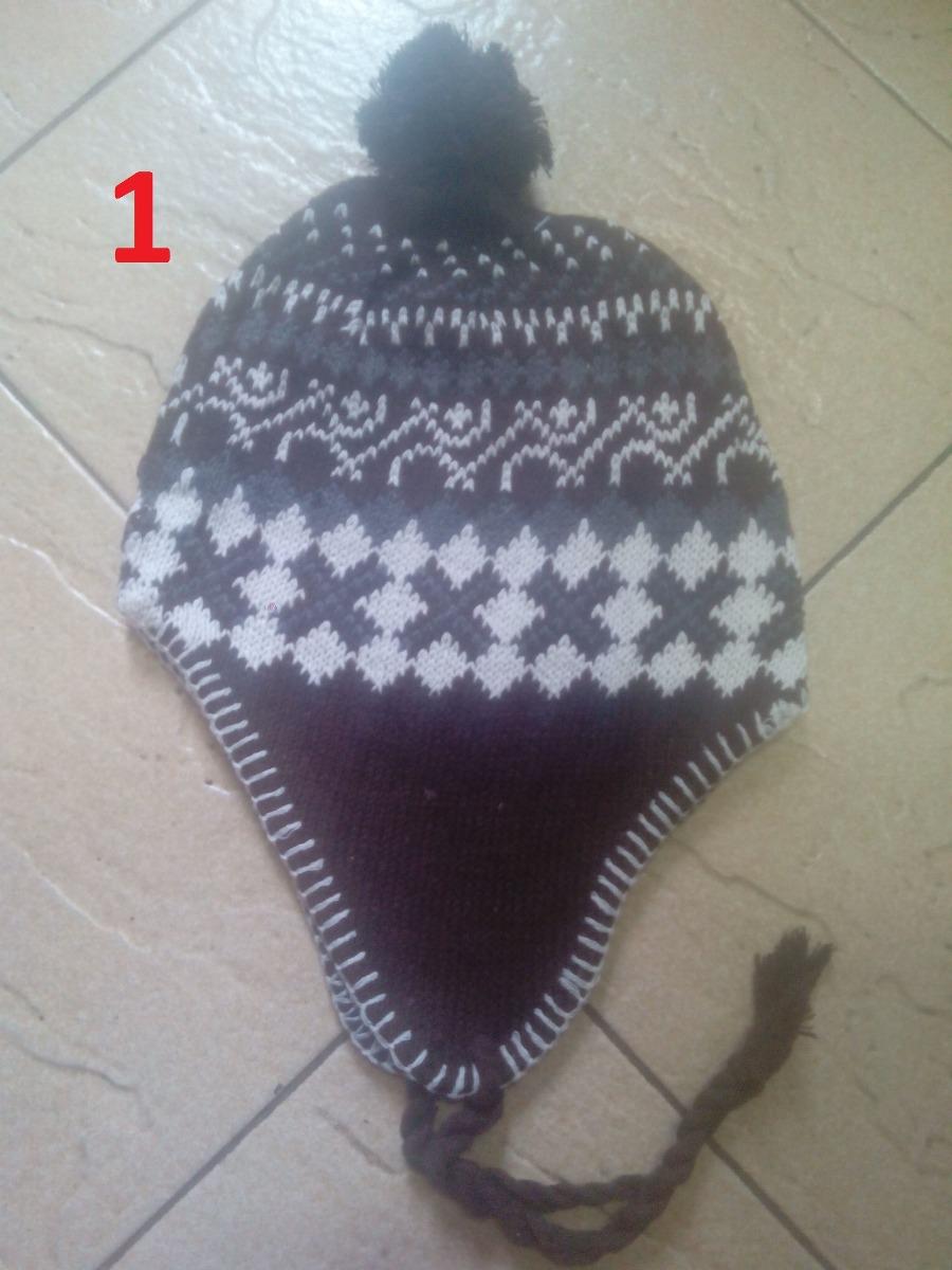 gorro andino peruano coya chullo. importado. touca boliviano. Carregando  zoom. e24aa3fcf8b