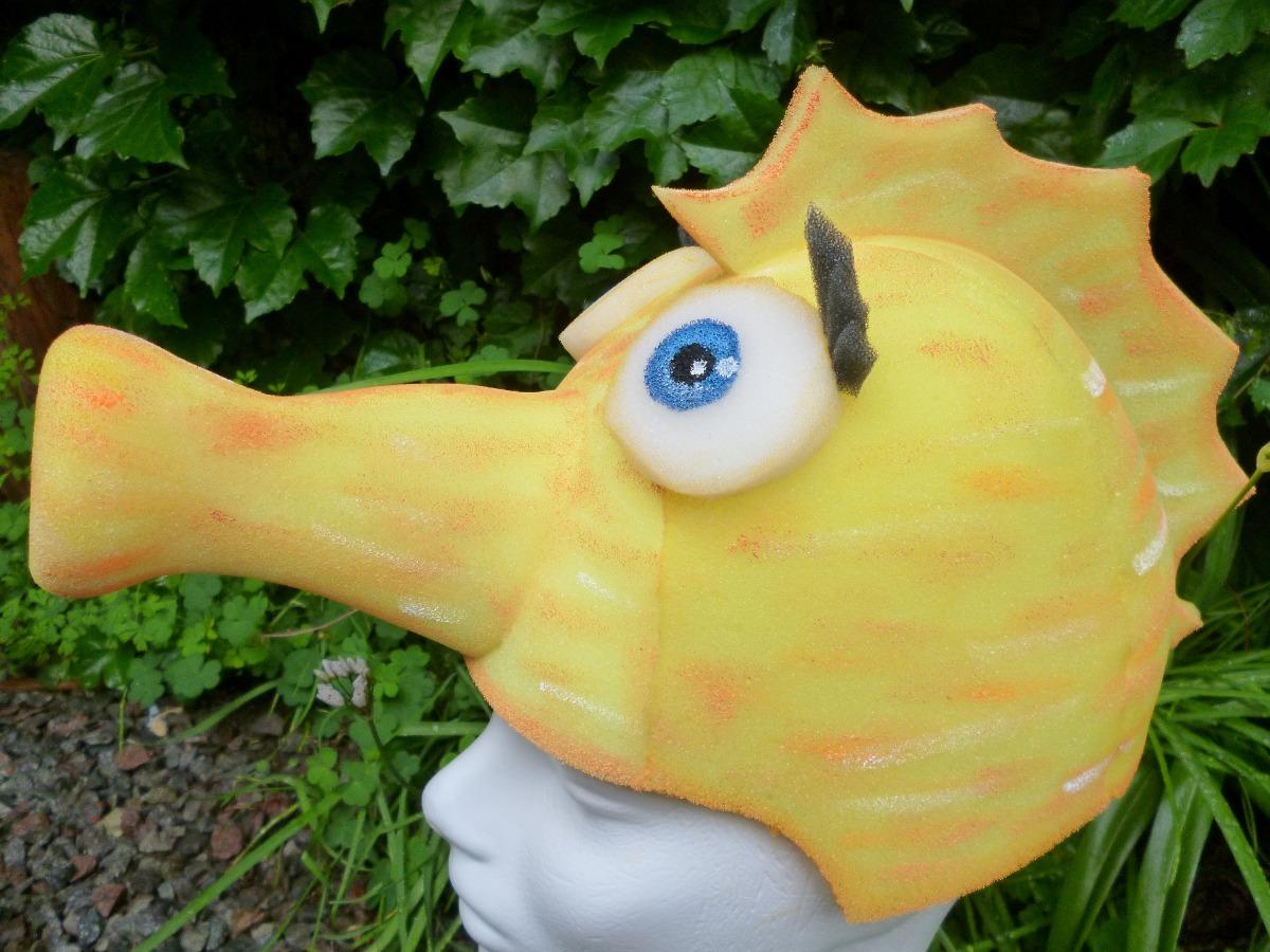 6c0145ae0cb Gorro animales hipocampo caballo de mar disfraz goma espuma cargando zoom  jpg 1200x900 Animales gorro el