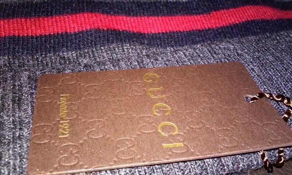 Gorro Beanie De Invierno Gucci Gg Canvas Monogram -   999.00 en ... 24e443c169f