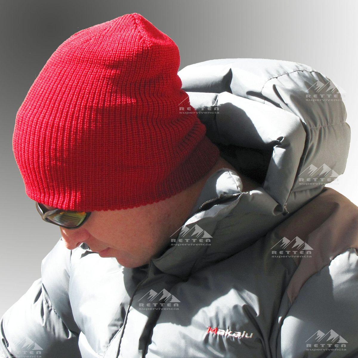 gorro beanie lana con polar int rocky retten supervivencia. Cargando zoom. 176a00e120d