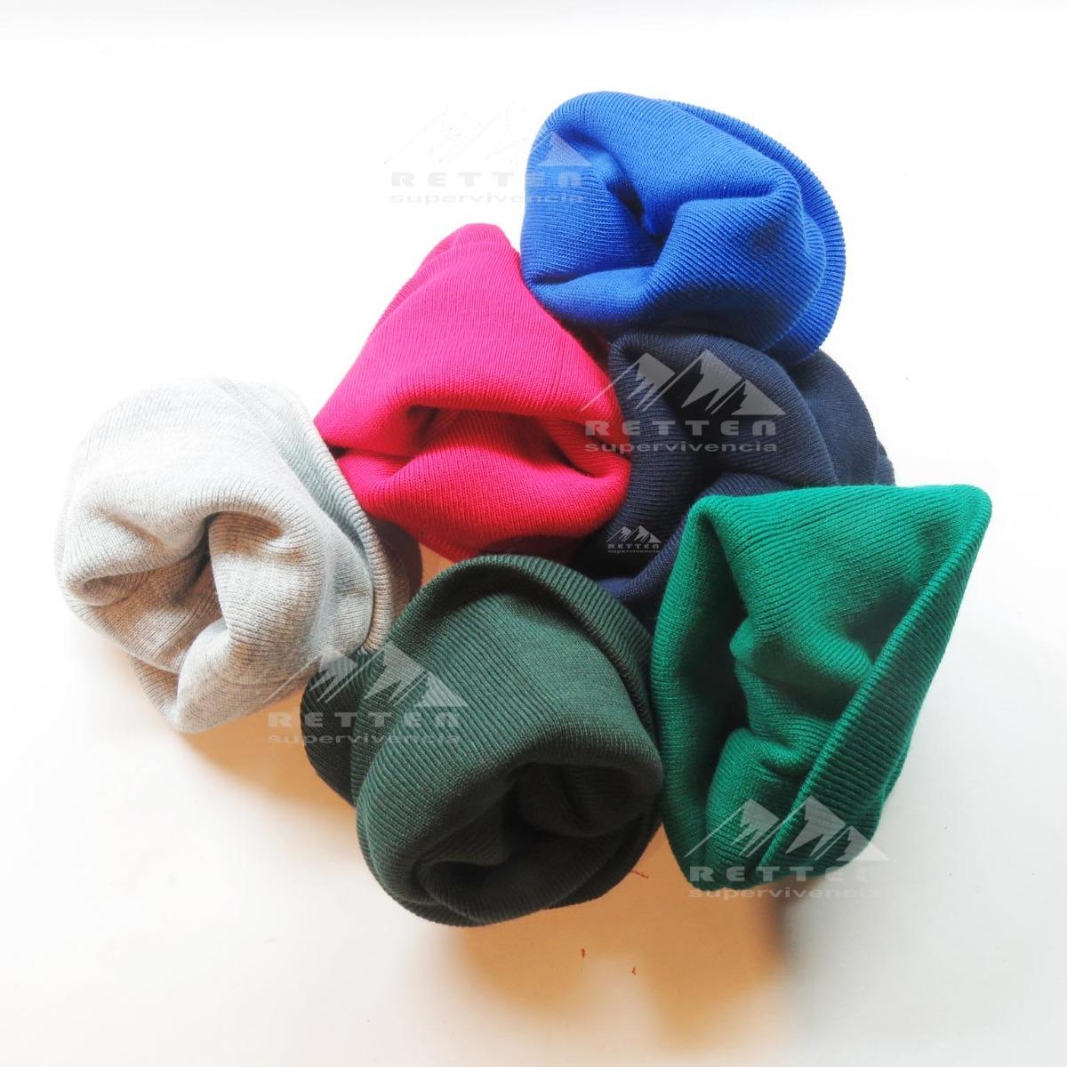 gorro beanie lana rocky niño niña abrigo doble capa. Cargando zoom. 50fac52a2b8