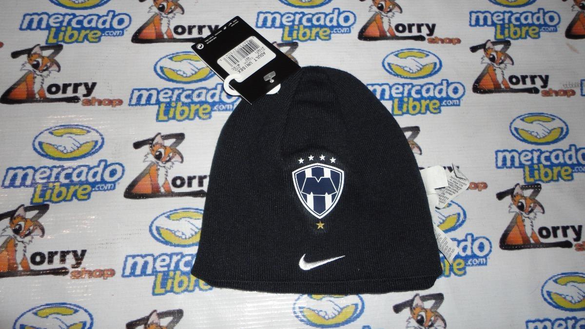 Gorro Beanie Nike De Rayados De Monterrey -   389.00 en Mercado Libre 312f09f2c75