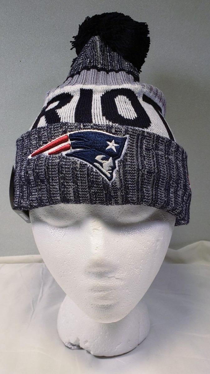 gorro beanie sport knit new england patriots nfl new era. Cargando zoom. a256e83ec0f
